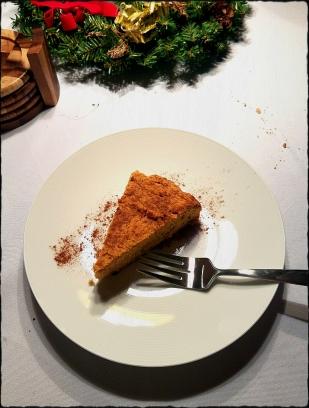 Standard clementine cake