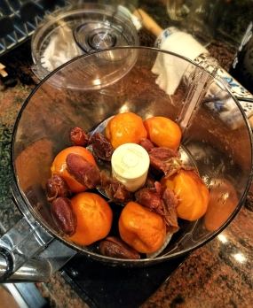 clementines and dates